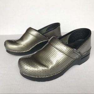 DANSKO Professional Clogs Slip On Style Pattern